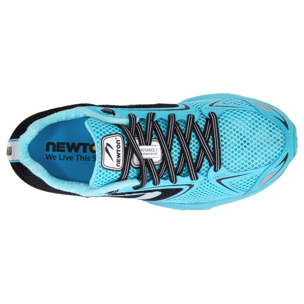 Newton Distance 7 Women Black/Teal