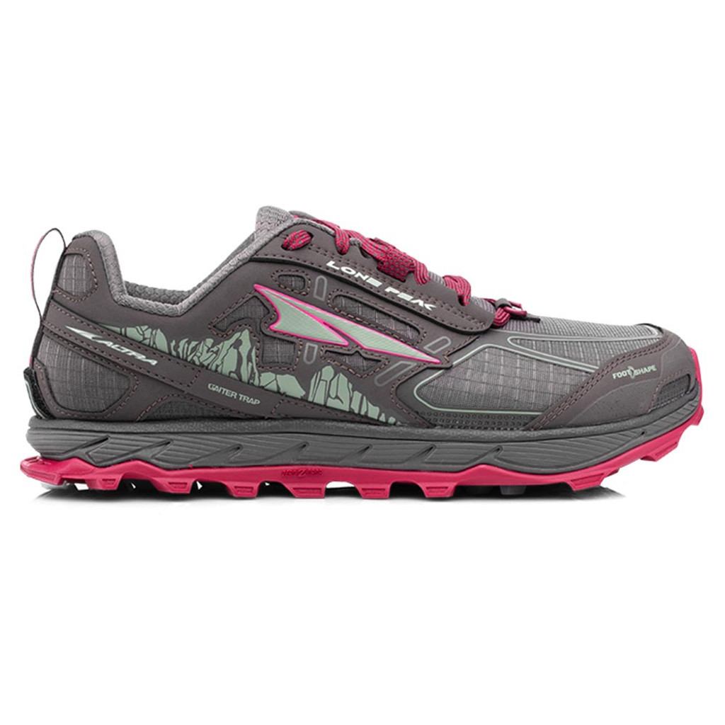 Altra Lone Peak 4 Women Raspberry