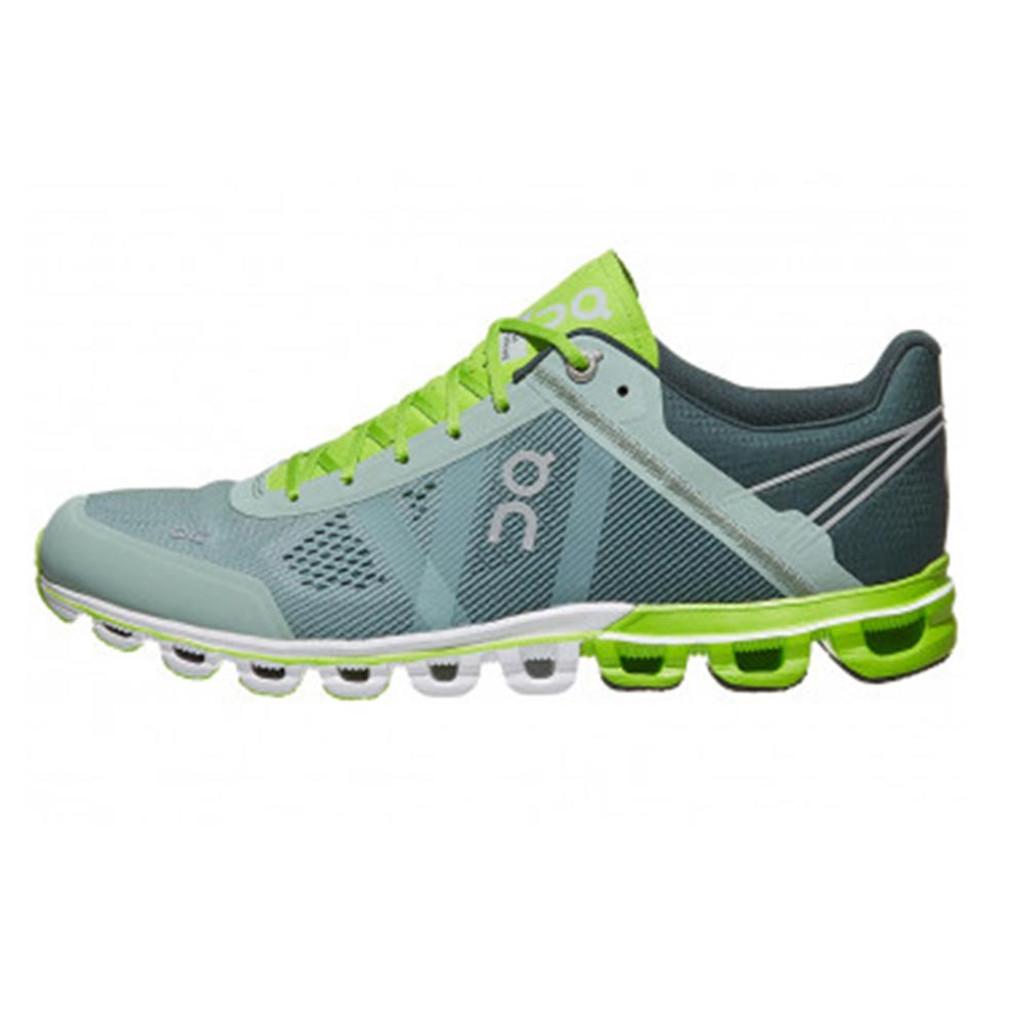 On Running Cloudflow Men Moss/Lime