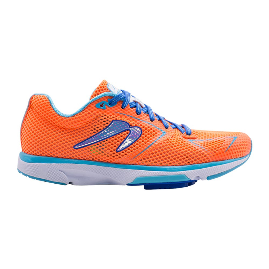 Newton Distance 8 Women Orange/Blue