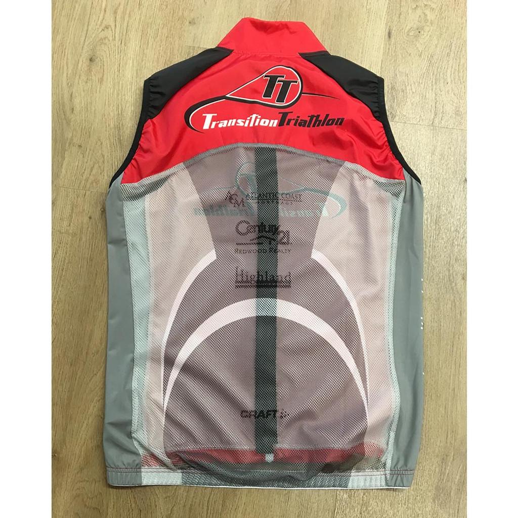 Craft TT Logo Performance Wind Vest Women