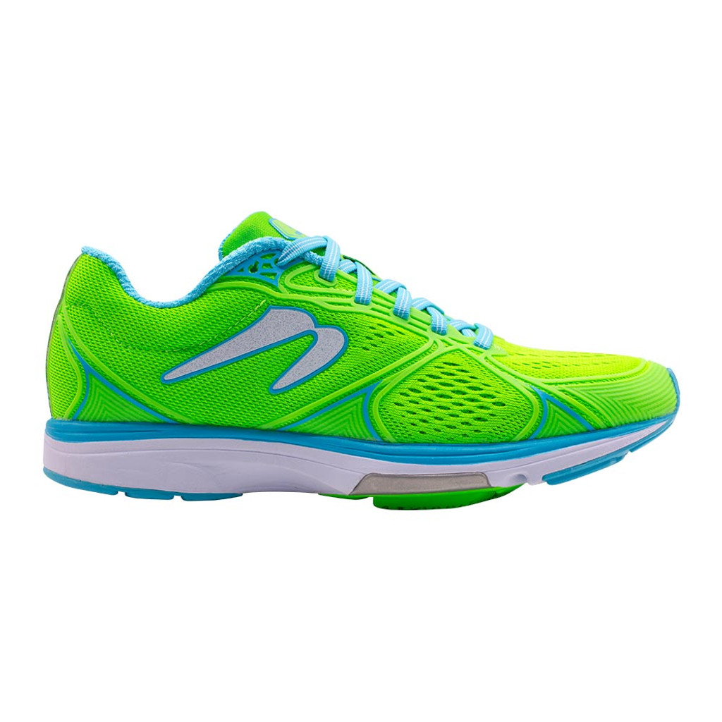 Newton Fate 5 Women Shamrock Blue