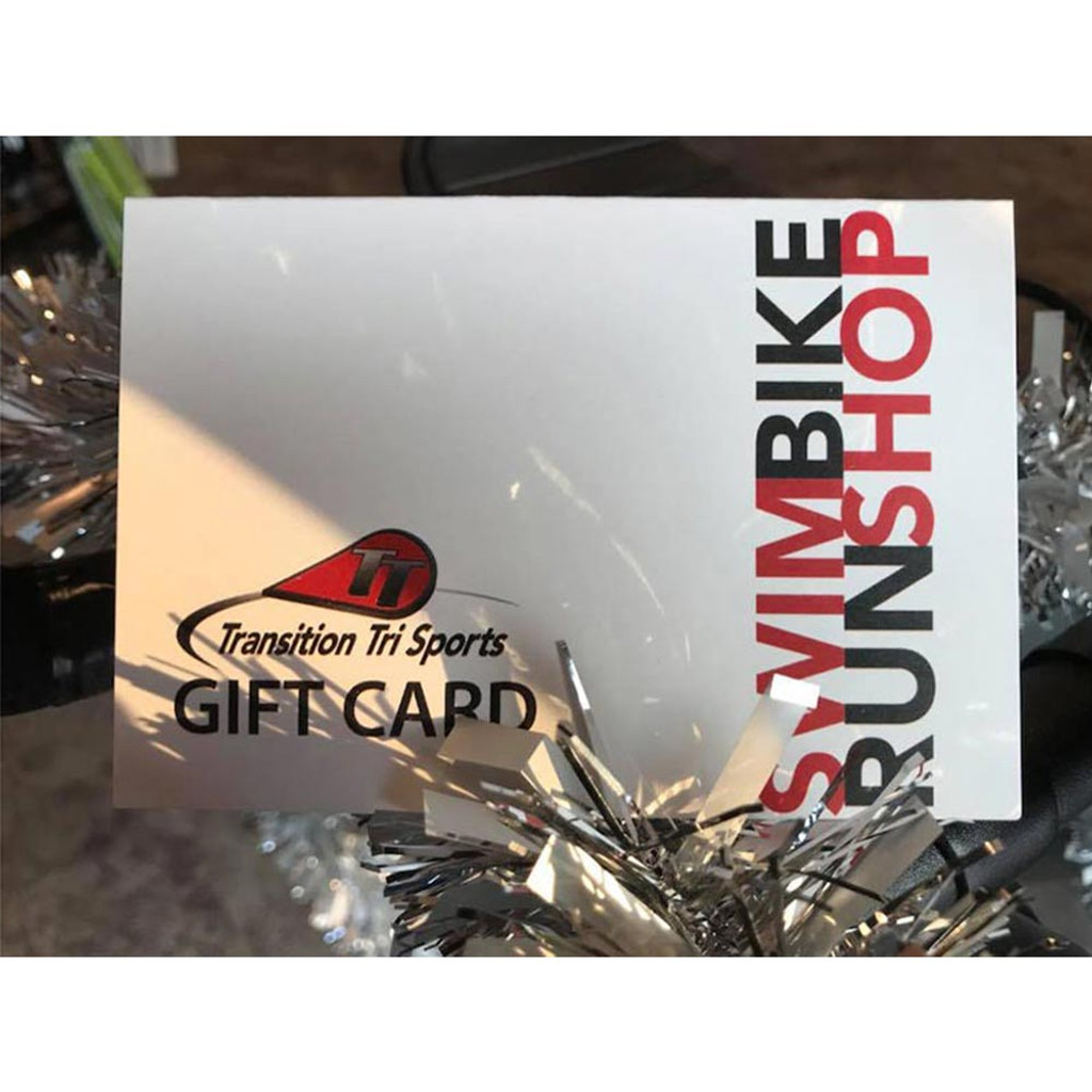 Transition Tri Sports Gift Card