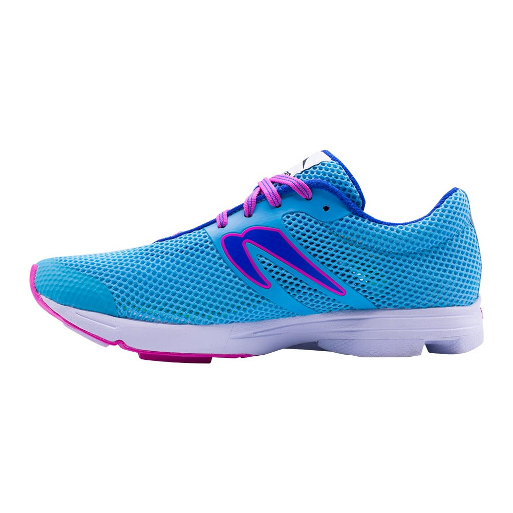 Newton Distance Elite Women Teal/Pink