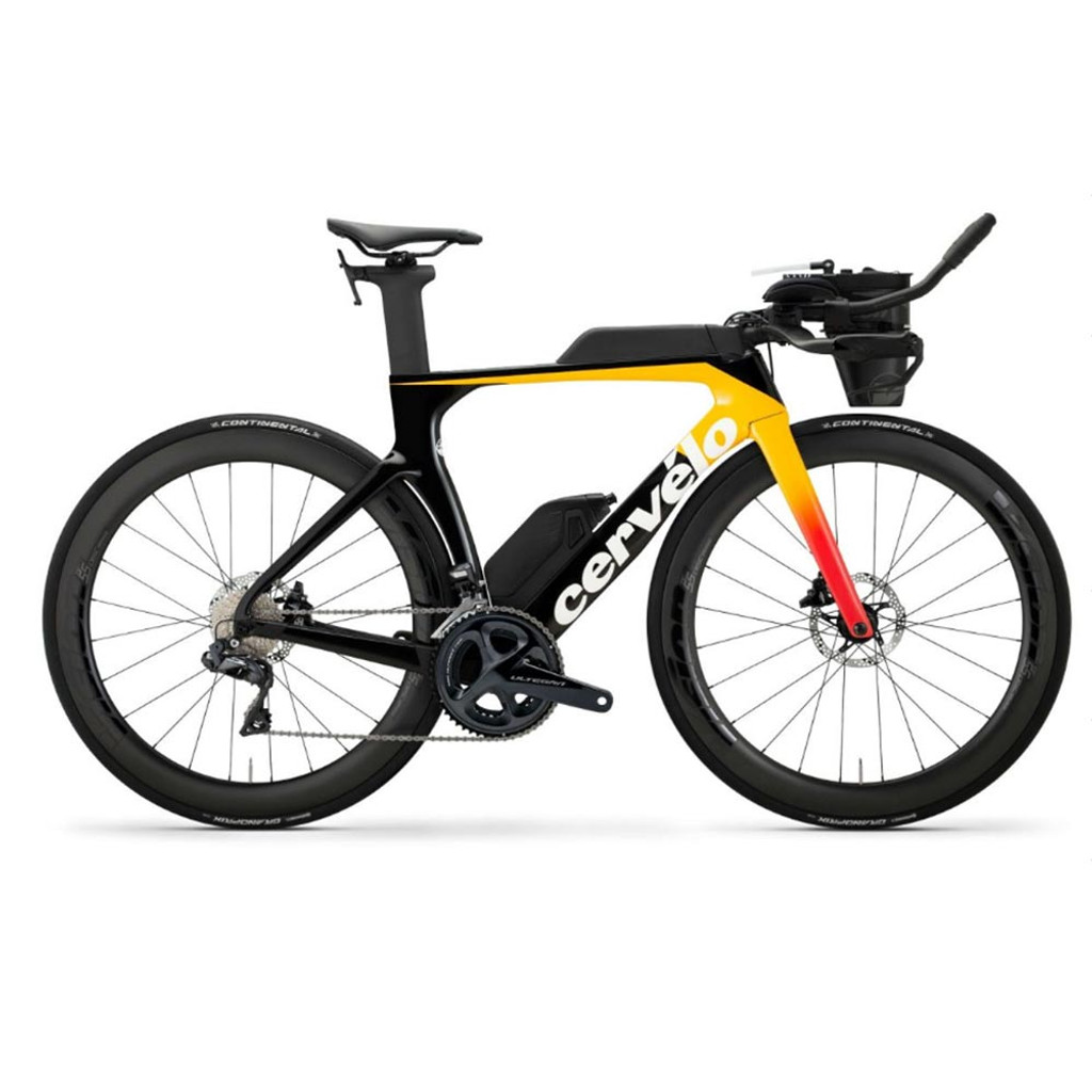 Cervelo P Series Ultegra Di2 Orange/Coral