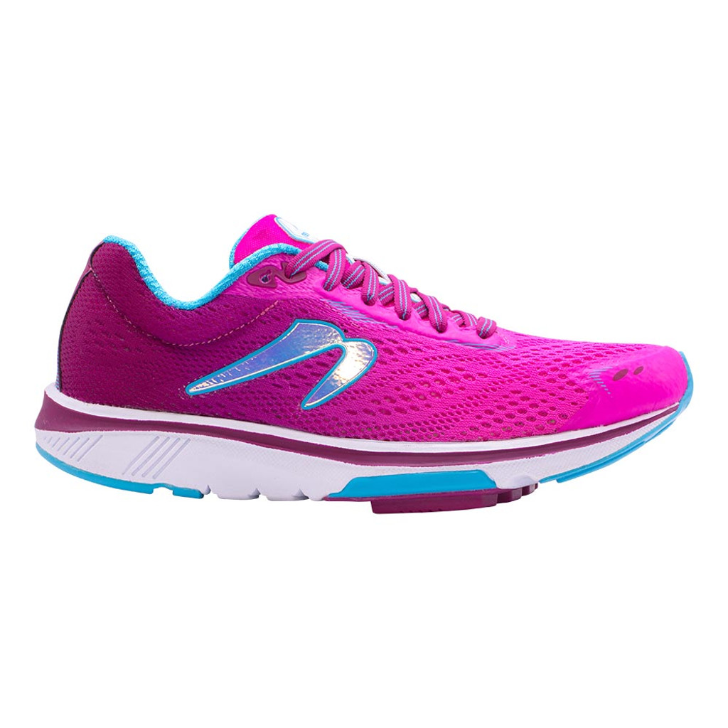 Newton Motion 9 Women Pink/Aqua