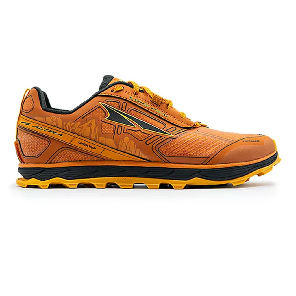 Altra Lone Peak 4 Low RSM Men Burnt Orange