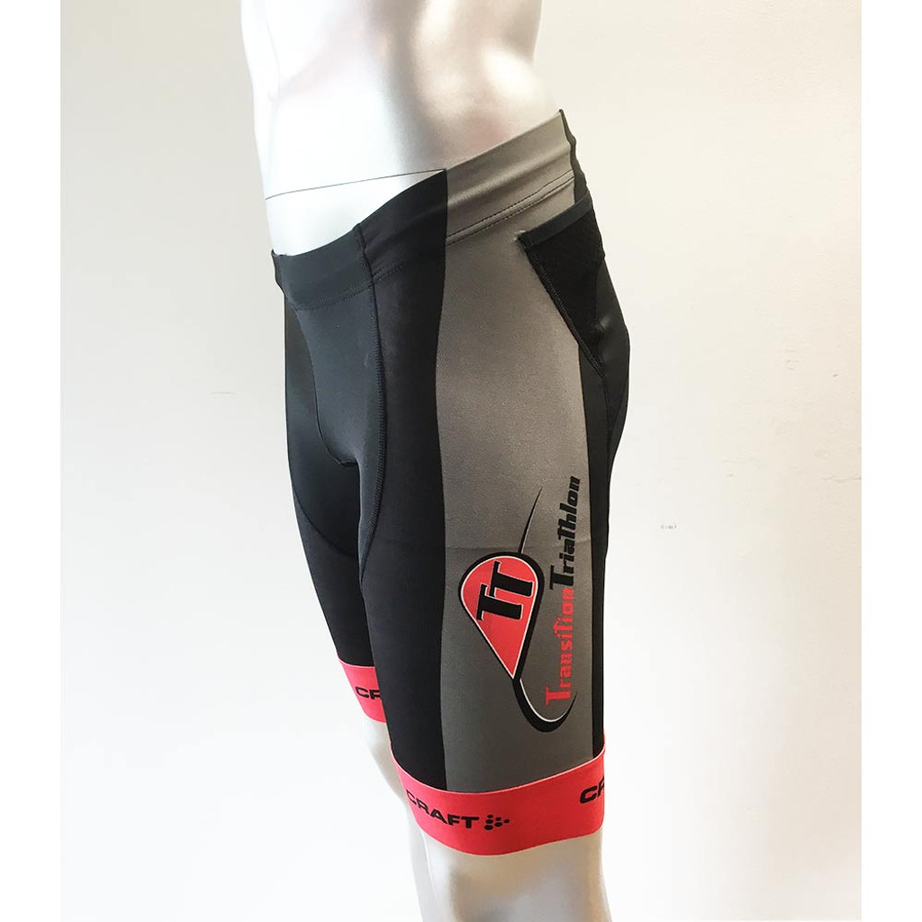 Craft TT Logo Elite Tri Shorts men