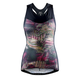 Craft Stride Cycling Singlet Women