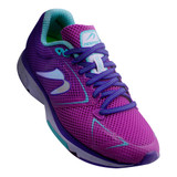 Newton Distance 9 Women Lilac/Teal