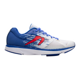 Newton Distance 10 Men White/Royal Blue