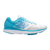 Newton Distance 10 Women White/Sky Blue