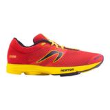 Newton Distance Elite Men Red/Yellow