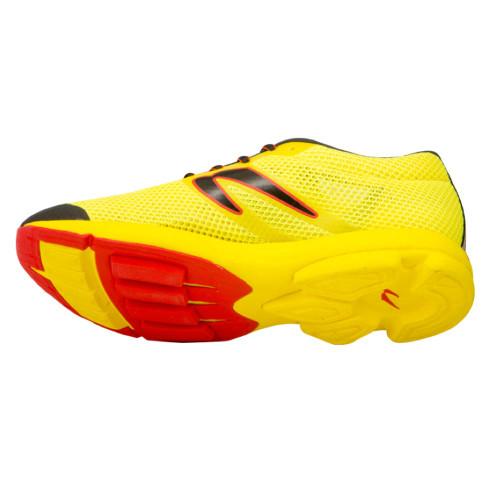 Newton Distance Elite Men Yellow/Red