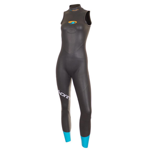 blueseventy Sprint Sleeveless Wetsuit Women