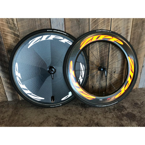 Race Wheel Rental Zipp Disc/808 set