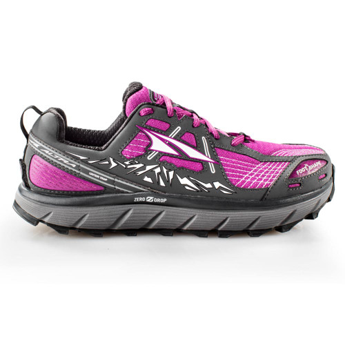 Altra Lone Peak 3.5 Women Purple grey
