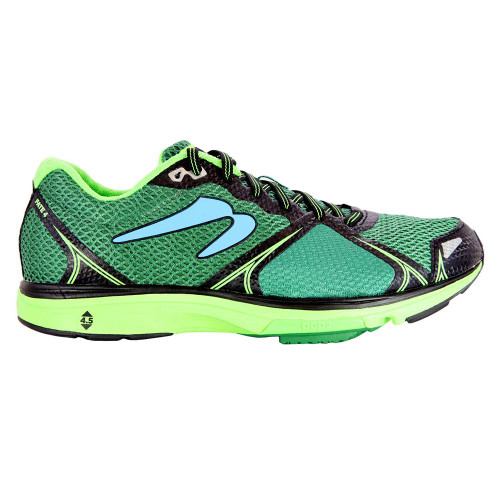Newton Fate 4 Men Lime/Forest Green