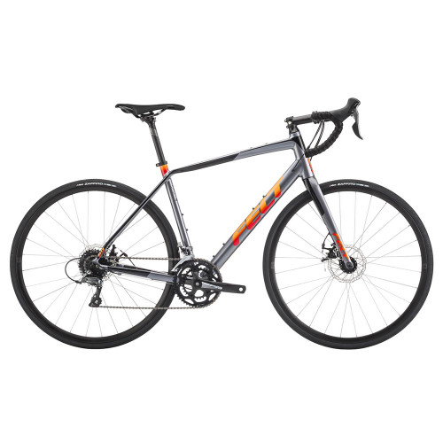 Felt VR60 Shimano Claris Black/Orange Fade
