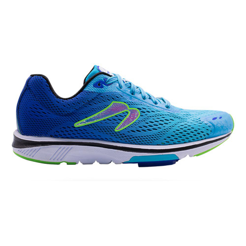 Newton Gravity 8 Women Blue/Lime