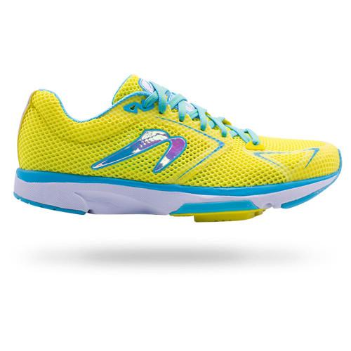 Newton Distance S 8 Women Yellow/Blue