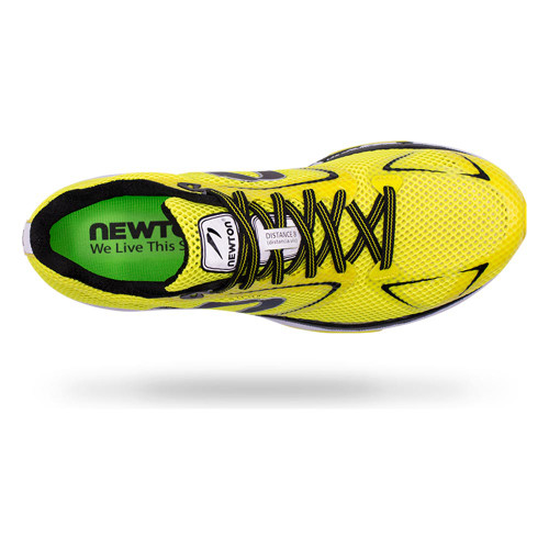 Newton Distance S 8 Men Yellow/Black