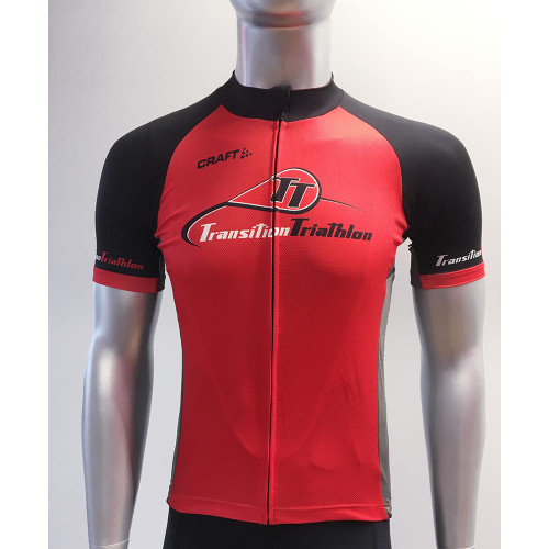 Craft TT Logo Performance Cycling Jersey Men