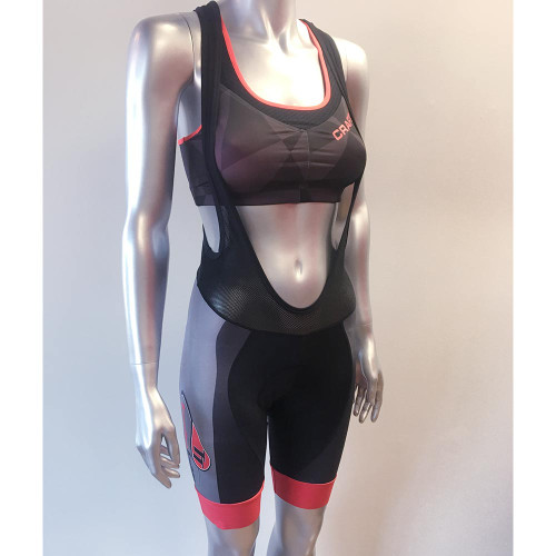 Craft TT Logo Performance Bib Short women