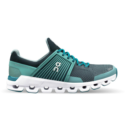 On Running Cloudswift Women Teal Storm