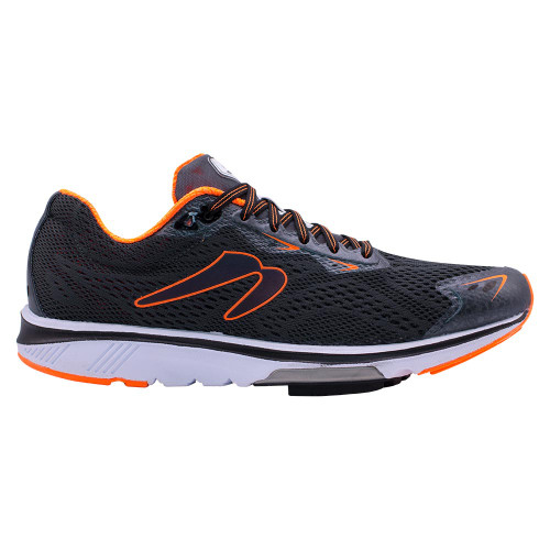 Newton Gravity 8 Men Charcoal/Orange