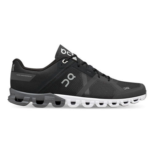 On Running Cloudflow Men Black / Asphalt