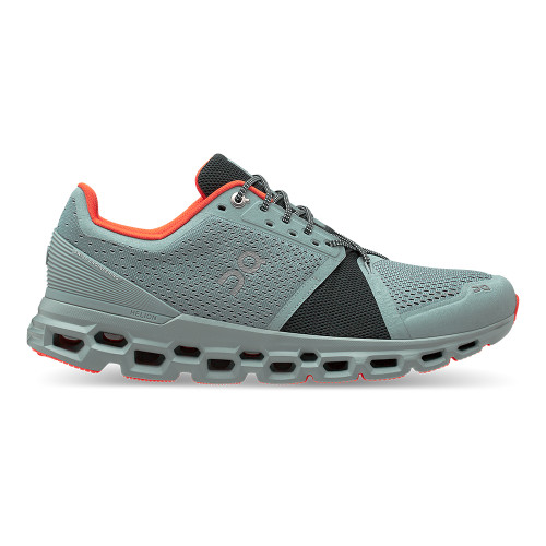 On Running Cloudstratus Men Cobble / Ivy