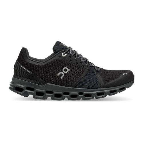 On Running Cloudstratus Men Black/Shadow