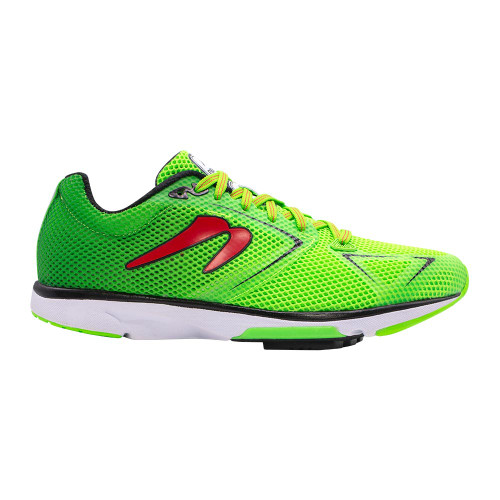 Newton Distance S 9 Men Emerald/Red