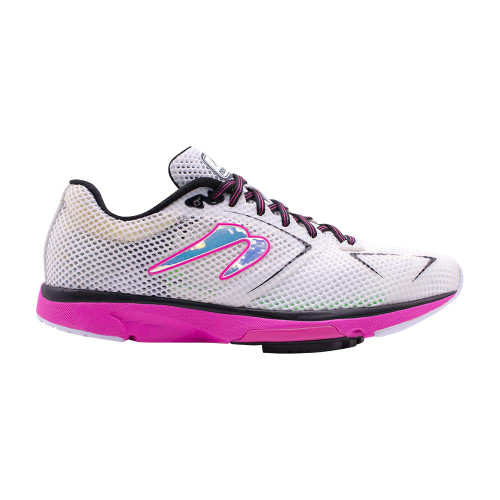 Newton Distance S 9 Women White/Fuschia