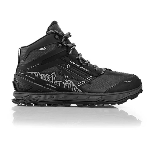 Altra Lone Peak 4 Mid RSM Men Black