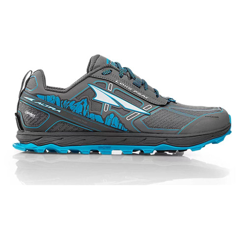 Altra Lone Peak 4 RSM Low Men Gray/Blue