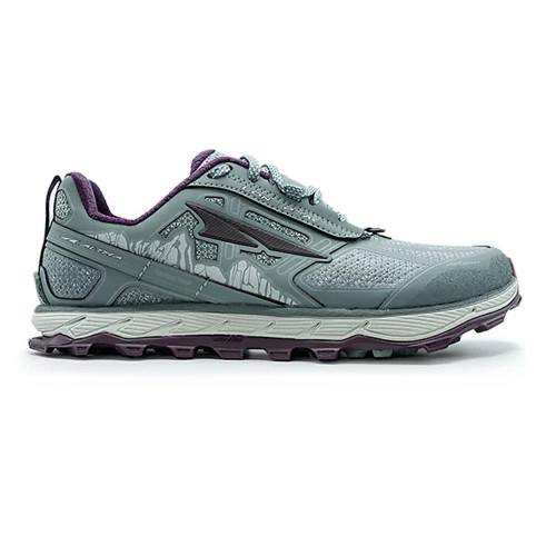 Altra Lone Peak 4 Low RSM Women Light Gray