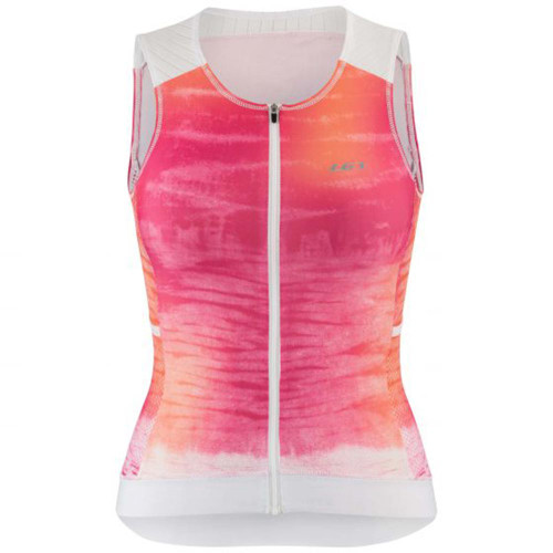 Louis Garneau Aero Tri Sleeveless Singlet Women