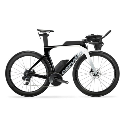 Cervelo P Series Ultegra Di2 White/Grey
