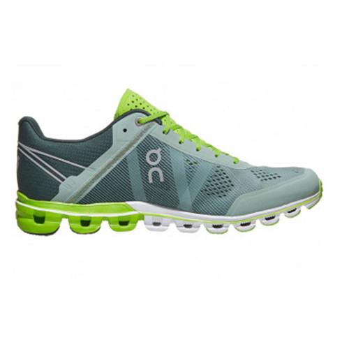 finest selection 86aa8 bb829 On Running Cloudflow Men Moss/Lime