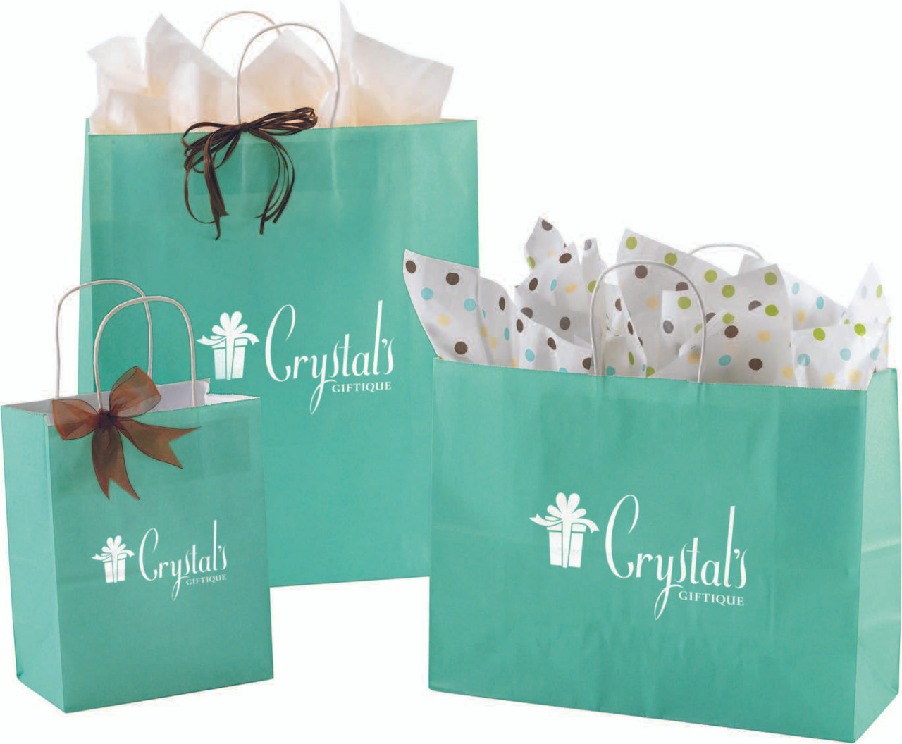 Cotton Candy Shoppers - Free Shipping