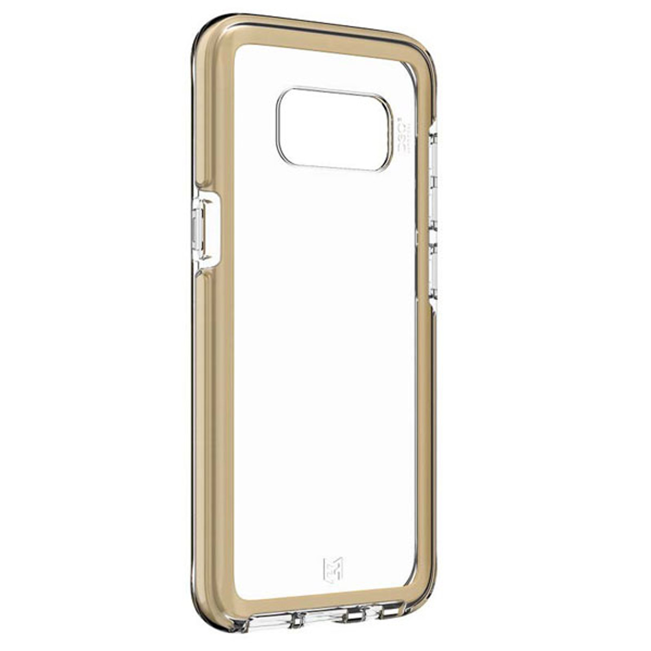 competitive price 4f4cc 8d613 EFM Aspen D3O® Case Armour Samsung Galaxy S8+ Plus - Crystal/Gold