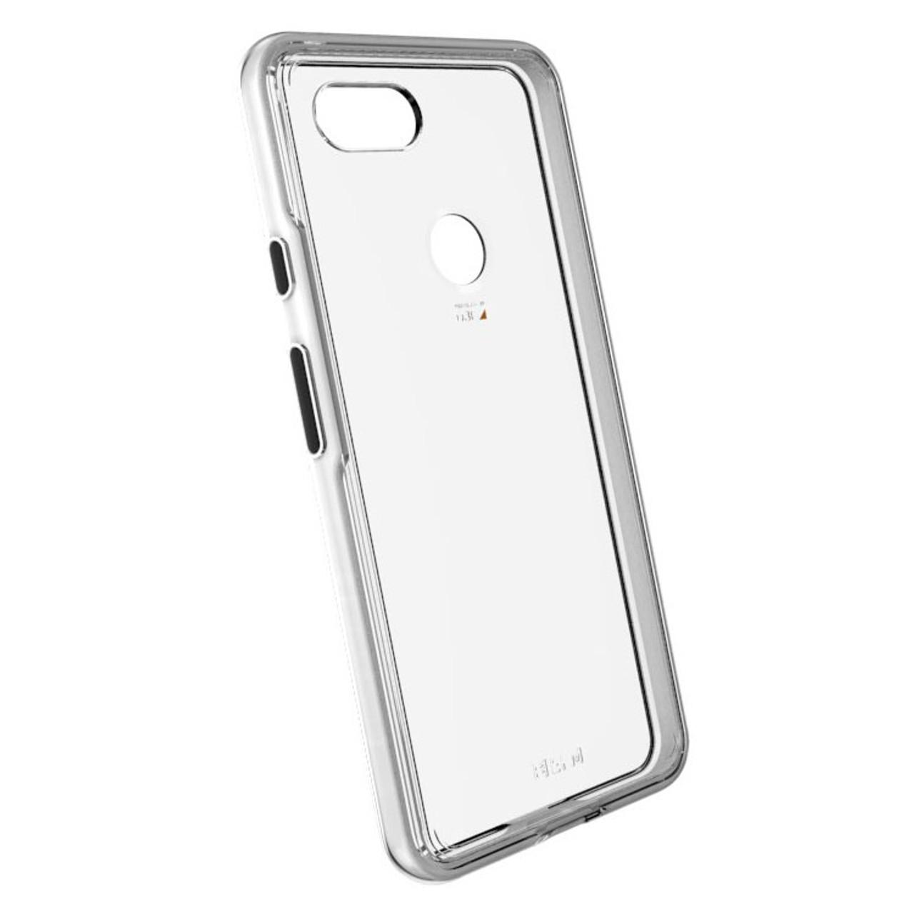 promo code d367d 7c791 EFM Aspen D3O Case Armour Google Pixel 3 XL - Clear/White