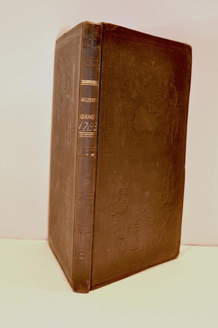 Cozzens, Issachar, Jr .; A Geological History of Manhattan or New York Island,