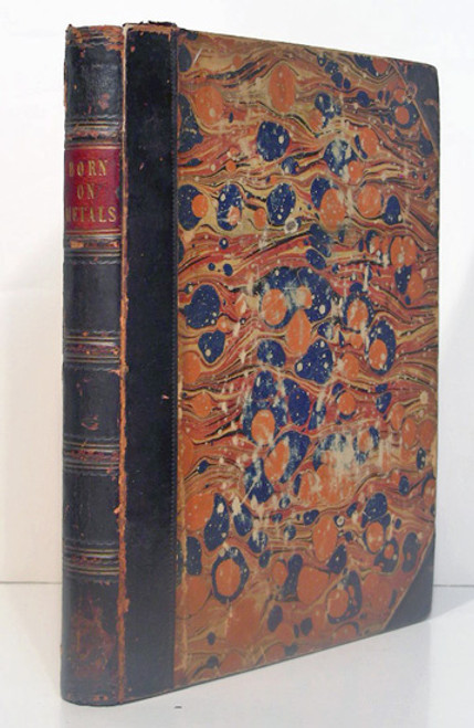 Rare Mining Book: Baron Ignaz Elder von Born-translated by R. E. Raspe; Amalgamation. 1791