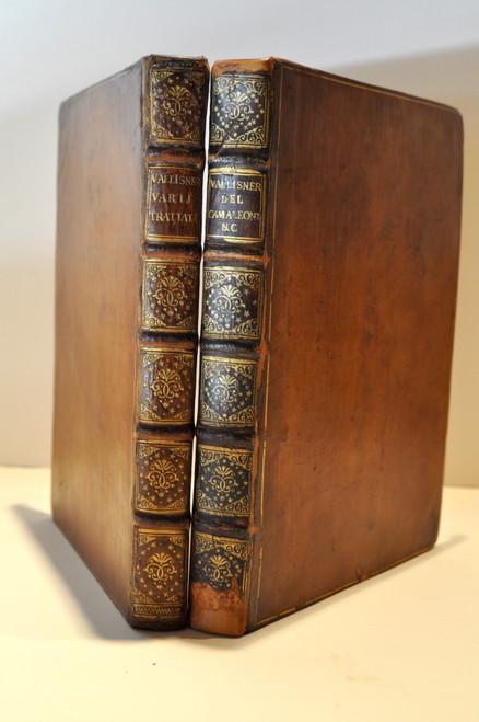 Vallisneri, Antonio; Raccolta di vari trattati. 1715. AND Opere diverse... 1715.