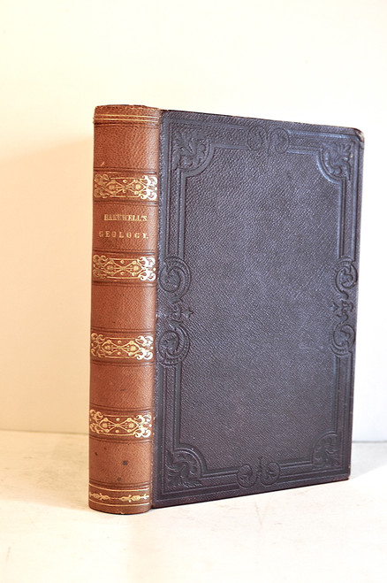 Bakewell, Robert; An Introduction to Geology: Comprising the Elements of the Science...; with an outline of the Geology of England and Wale, 1828s.