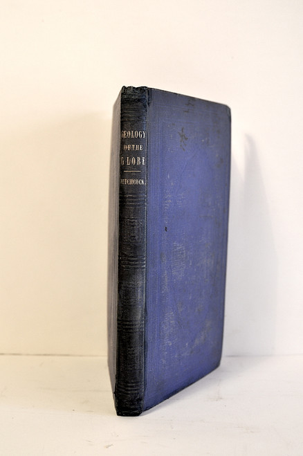 Hitchcock, Edward; Outline of the Geology of the Globe, and of the United States in Particular...1853