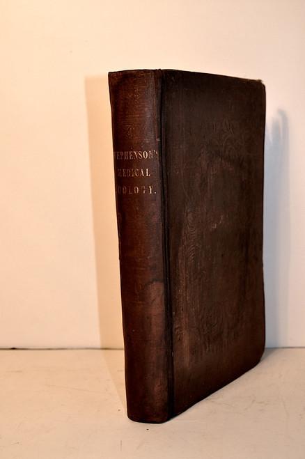 Stephenson, John; Medical Zoology, And Mineralogy, 1838